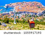 Panoramic View Of Old Town Of...