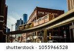 detroit  michigan  usa   march... | Shutterstock . vector #1055966528