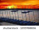Row Of Instructional Sailboats...