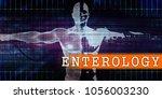 enterology medical industry...   Shutterstock . vector #1056003230