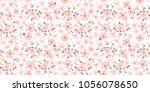 Seamless Flowers Pattern....