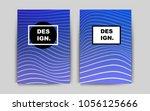 light pink  blue vector layout...