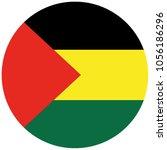 flag of et benishangul in circle   Shutterstock .eps vector #1056186296
