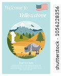 Welcome To Yellowstone  Poster...