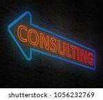 3d illustration depicting an... | Shutterstock . vector #1056232769