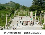 Ephesus  Turkey   April 14 ...