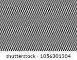 pattern stripe seamless black... | Shutterstock .eps vector #1056301304