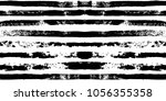 black and white paint lines... | Shutterstock .eps vector #1056355358