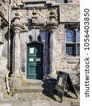 settle  north yorkshire  uk  ... | Shutterstock . vector #1056403850