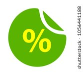 discount percent icon   Shutterstock .eps vector #1056441188