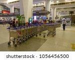 new delhi  india   nov 13  2017.... | Shutterstock . vector #1056456500