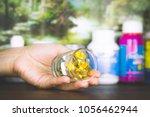 drug prescription for treatment ...   Shutterstock . vector #1056462944