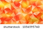 background of abstract... | Shutterstock .eps vector #1056595760