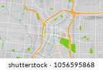map city san antonio   Shutterstock .eps vector #1056595868