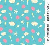 jasmine   orange jasmine  ... | Shutterstock .eps vector #1056597350