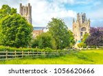View Of The Ely Cathedral From...