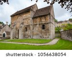 Stock photo st laurence s church in bradford on avon one of very few surviving anglo saxon churches in england 1056638054