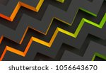 abstract 3d rendering of... | Shutterstock . vector #1056643670