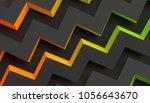 abstract 3d rendering of...   Shutterstock . vector #1056643670