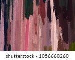 oil painting on canvas handmade.... | Shutterstock . vector #1056660260
