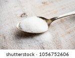 artificial sweeteners and sugar ... | Shutterstock . vector #1056752606