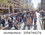 march 24  2018   san francisco  ... | Shutterstock . vector #1056764276