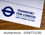 london  uk   march 27th 2018 ... | Shutterstock . vector #1056772130