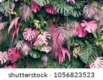 Tropical Trees Arranged In Ful...
