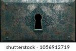 Fantasy Carved Keyhole  ...