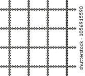 black and white seamless ethnic ...   Shutterstock .eps vector #1056915590