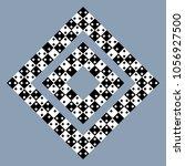 visual deception   modern... | Shutterstock .eps vector #1056927500