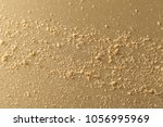 crumbs of bread on the table | Shutterstock . vector #1056995969