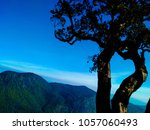 green mountain rage with the... | Shutterstock . vector #1057060493