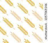 vector seamless pattern...   Shutterstock .eps vector #1057065146