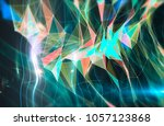 abstract background with... | Shutterstock . vector #1057123868