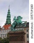 Small photo of Absalon statue, Copenhagen