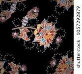 spring tender design for... | Shutterstock .eps vector #1057292879