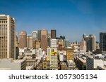 san francisco  usa   july 25 ... | Shutterstock . vector #1057305134