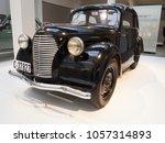 mlada boleslav   february 10 ... | Shutterstock . vector #1057314893