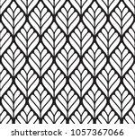 vector seamless texture. modern ... | Shutterstock .eps vector #1057367066