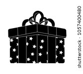gift box icon | Shutterstock .eps vector #1057400480