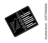 organizer planner book icon | Shutterstock .eps vector #1057400606