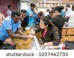 little india  singapore ...   Shutterstock . vector #1057462733