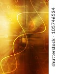 science research background | Shutterstock . vector #105746534