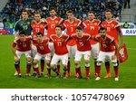 st petersburg  russia   march...   Shutterstock . vector #1057478069