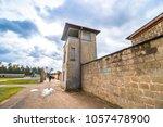 berlin  germany  october 11 ... | Shutterstock . vector #1057478900