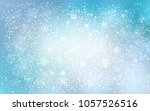 light blue vector cover with... | Shutterstock .eps vector #1057526516