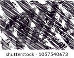 print distress background in... | Shutterstock .eps vector #1057540673