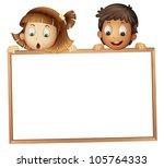 Illustration Of A Kids Showing...