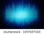 2d rendering stock market... | Shutterstock . vector #1057657103